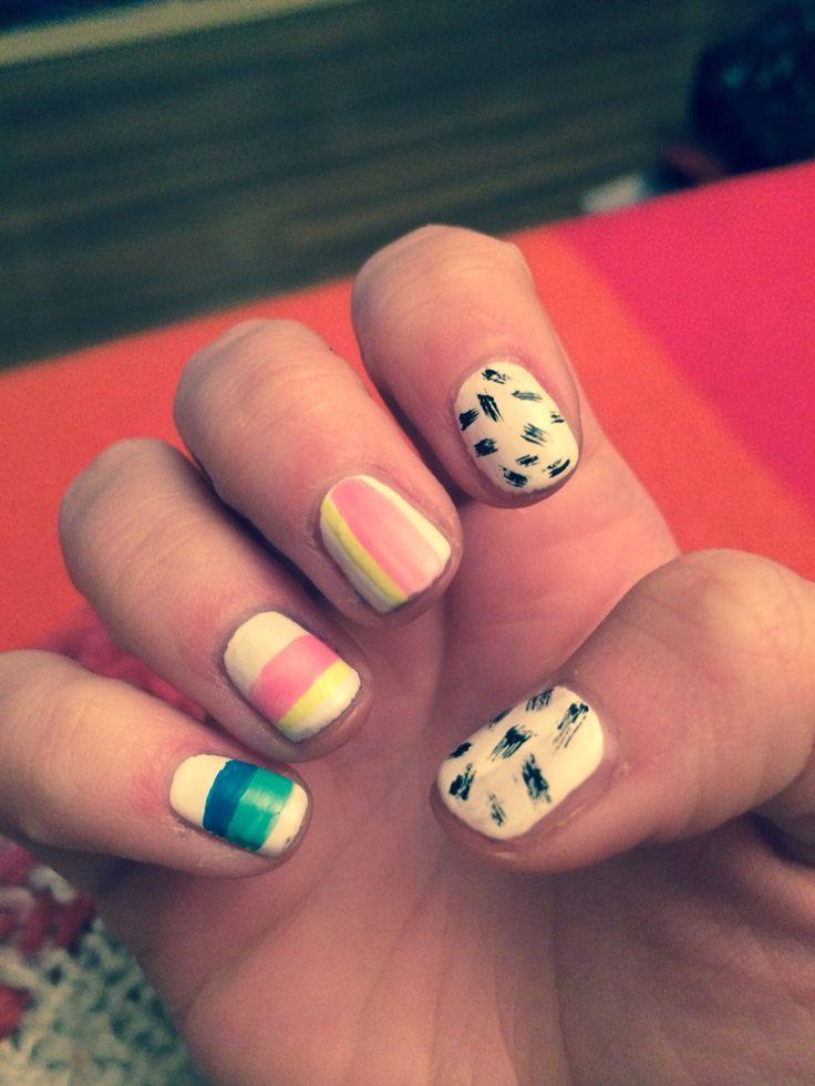 Misfits nail art choice image nail art and nail design ideas berry nail art choice image nail art and nail design ideas 30 best ma nail art prinsesfo Images