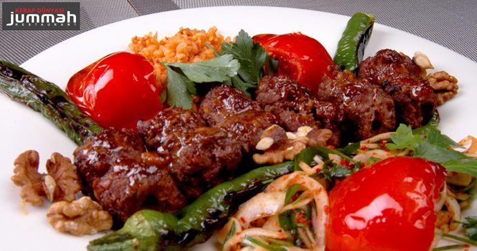 Florya Jummah Restaurant'ta Adana veya Urfa Kebap Menüsü 19,90 TL!