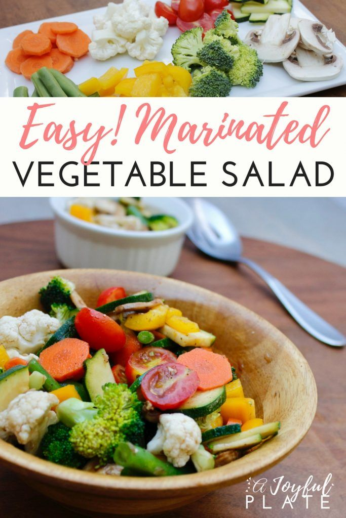 Veggies that are healthy, delicious, and ready to go!  via @www.pinterest.com/ajoyfulplate