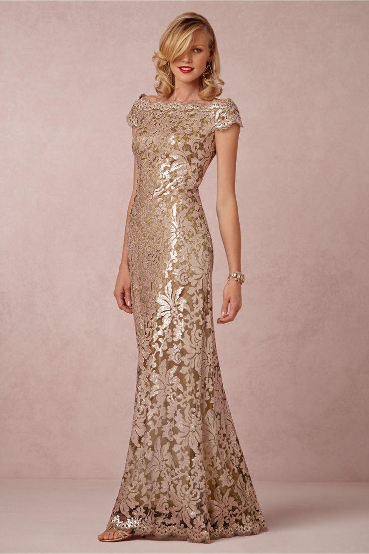 17 Best ideas about Gold Lace Dresses on Pinterest | Gold lace ...
