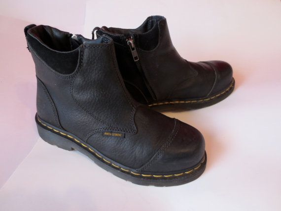 Vintage Black Leather Women's Doc Martin by CliftonSupplyCompany, $36.00