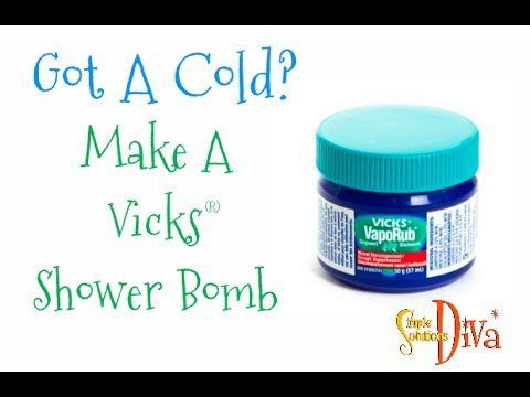 how to use vicks vapor rub for stuffy nose