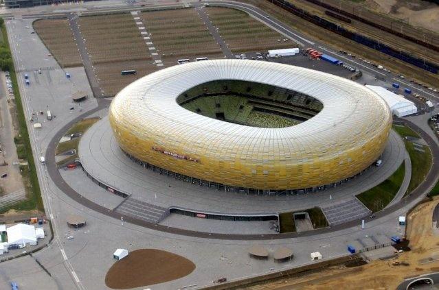 Arena Gdańsk (EURO2012), Gdańsk, Poland