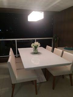 MOSAICOS: Mesa de Jantar em resina sob medida varios modelos...