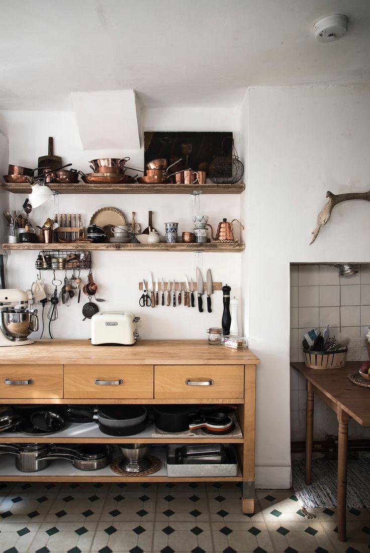 16 besten Rustic Kitchens Bilder auf Pinterest | Rustikale küchen ...