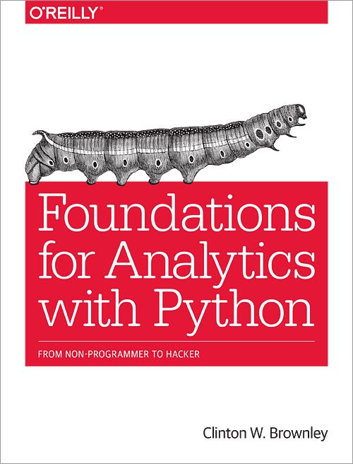 8 best python data science books images on pinterest science foundations for analytics with python fandeluxe Choice Image