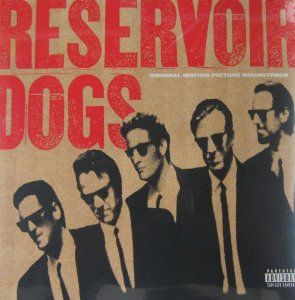 Reservoir Dogs Official Soundtrack on Vinyl #christmas #gift #ideas #present #stocking #santa #music #records