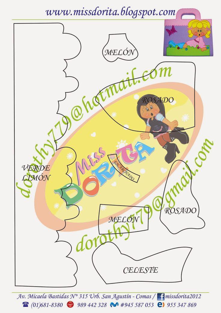 Miss Dorita: Portafolios