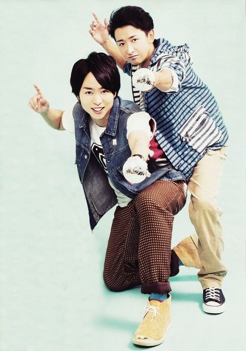 Sho×Oh-chan
