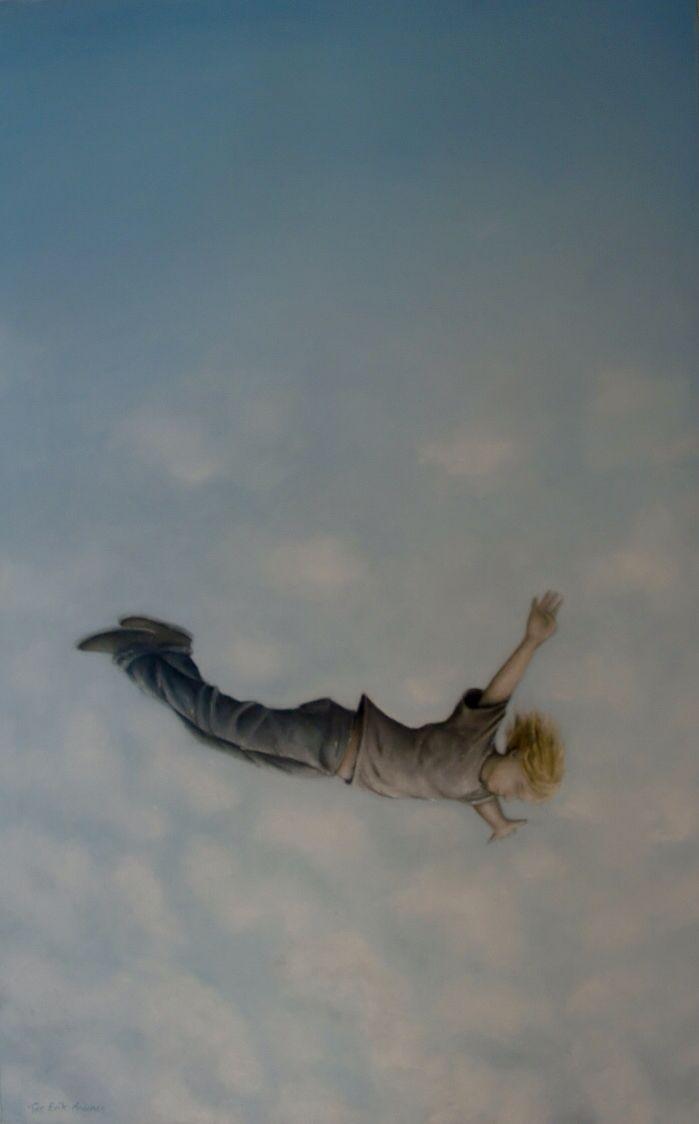 Tom Erik Andersen - new painting!!