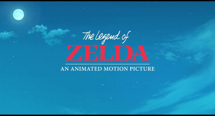 Zelda x Ghibli Film Trailer (Hello, yes, I'd like this to be made into a thing please.)