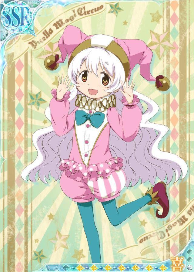 "Crunchyroll - ""Madoka Magica"" Girls Get Circus, Sailor and More Redesigns"