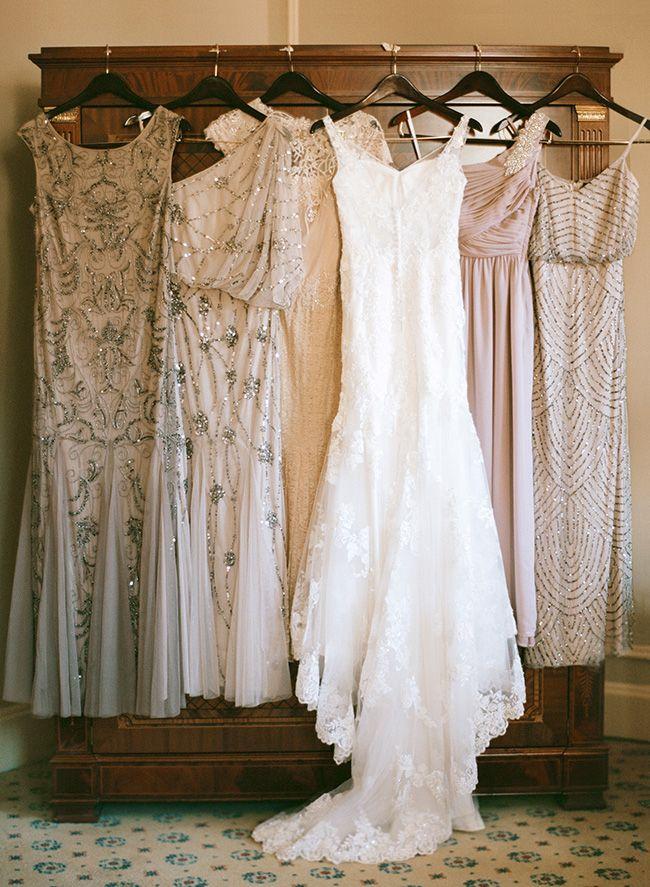 Vintage inspired wedding dresses los angeles wedding for Vintage wedding dress los angeles