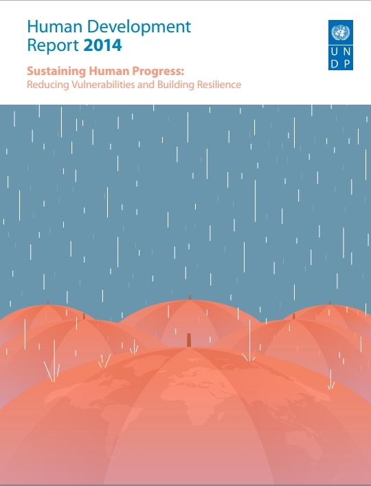 Human Development Report, 2014 (EBOOK) http://hdr.undp.org/sites/default/files/hdr14-report-en-1.pdf This Report makes the case that the sustained enhancement of individuals' and societies' capabilities is necessary to reduce these persistent vulnerabilities—many of them structural and many of them tied to the life cycle. Progress has to be about fostering resilient human development.