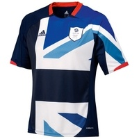 adidas Team GB Olympic 2012 Mens Football Home Shirt  £44.99    JJB Sports    adidas Team GB Olympic 2012 Mens Football Home ShirtExclusive to the London 2012 Olympic Games;