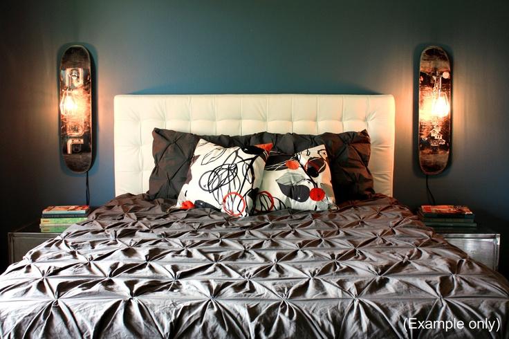 1000 images about boys skateboard bedroom on pinterest for Boys skateboard bedroom ideas