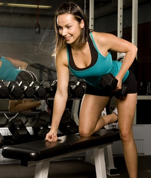 Morning Weight-Lifting Workout for Weight Loss - Shape Magazine