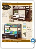Bedset 1-kids bunk bed
