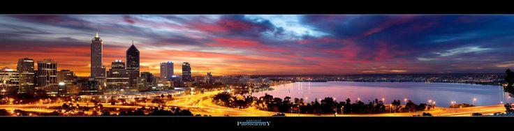 Sunrise Perth II by Furiousxr