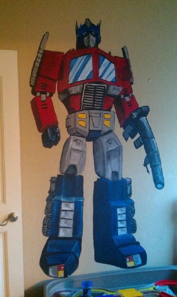 25 Best Images About Transformers Room Project For Reed
