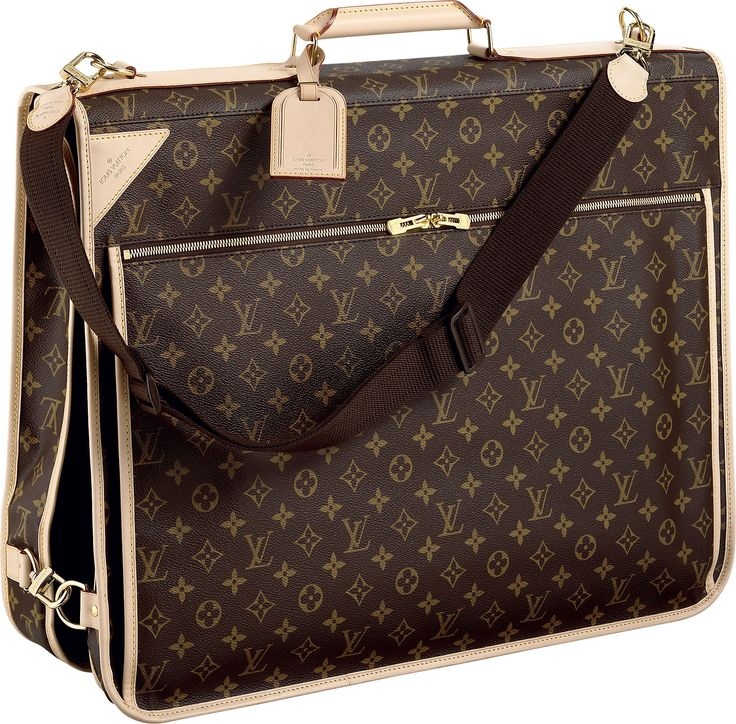 louisnvuitton luggage | This Louis Vuitton 's versatile garment bag features two spacious ...