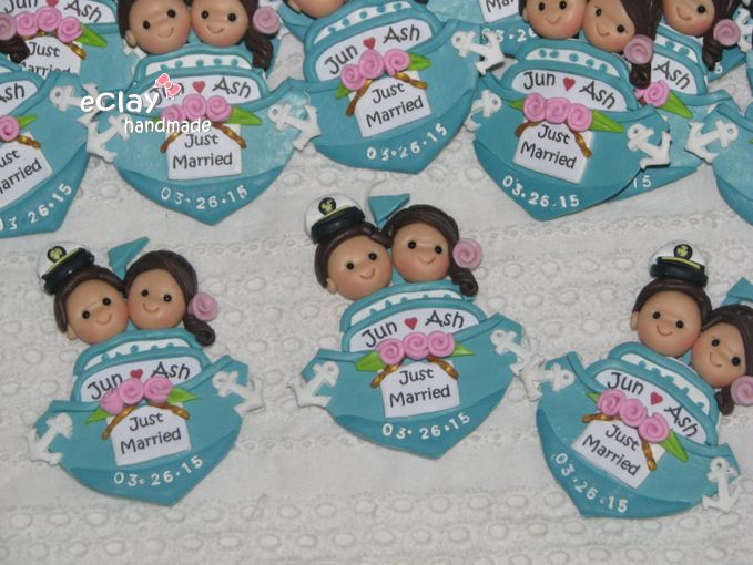 polymer clay giveaways philippines