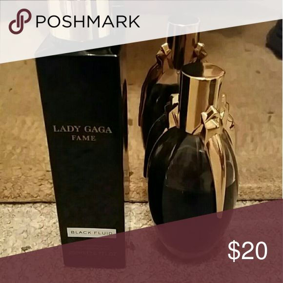 Lady Gaga fame perfume set The shower gel has never been used and there is still allot of product left in the perfume. Its so sweet and delicious i am open to offers. Free gift with purchase Sephora Makeup