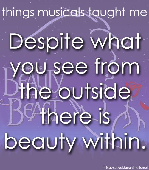 Love Each Other When Two Souls: 26 Best Images About Beauty And The Beast The Musical On
