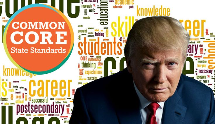 COMMON CORE Just Met It's Match With President Trump – AMERICA CHEERS!! By Lisa Marie