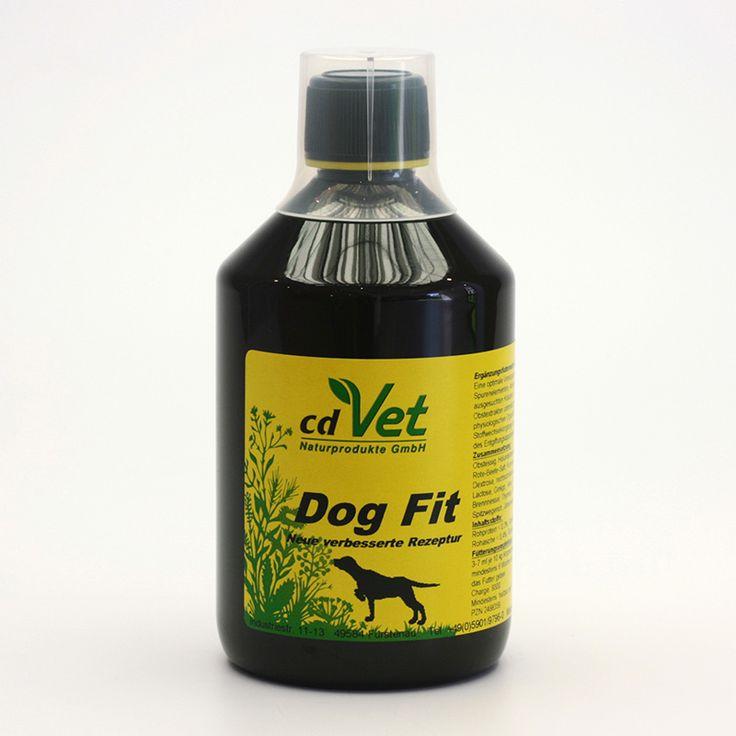CdVet Čistič orgánů pro psy Dog Fit 250 ml