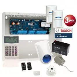 Bosch Solution 16i Alarm System with 2x Tritech (Pet Friendly) Wireless…