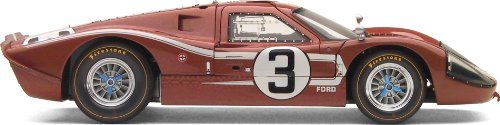 #Exoto Racing Legends 1/18 Mario #Andretti/Lucien #Bianchi #3 1967 Ford GT40 Mk ...