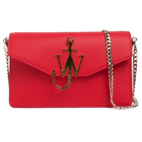 5cd430e2ae0 j.w. Anderson Jw Logo Shoulder Bag ( 1
