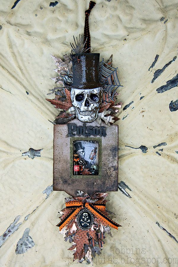 The Undertaker Ornament