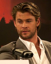 Chris Hemsworth - Wikipedia, the free encyclopedia