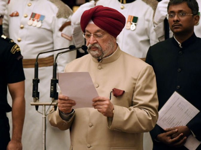 Diplomat Hardeep Singh Puri to spearhead Housing and Urban Affairs Ministry - Economic Times #757Live