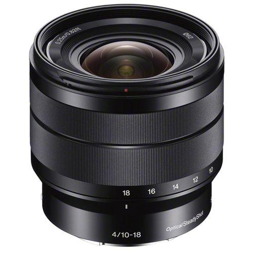 Les meilleurs objectifs photo selon les TIPA Awards 2013 : Sony E-mount 10-18mm f/4 OSS - Meilleur objectif pour hybride expert