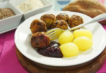 """""""V""""eltenbummler - Vegan Verreisen: Vegan im Schwedenshop bei IKEA + ein Rezept für vegane Köttbullar"""