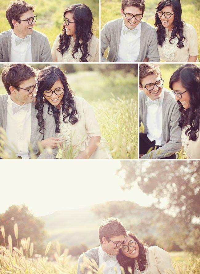I love the sunniness of these pictures