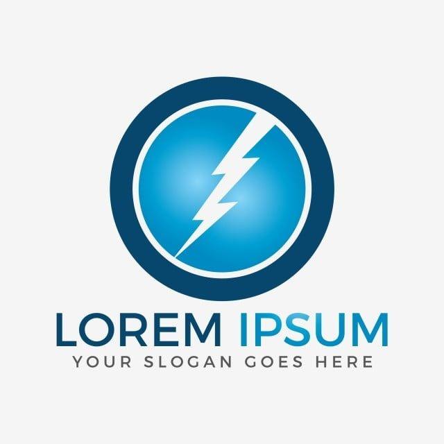 دائرة تصميم شعار البرق الترباس شعارات أيقونات أيقونات الدائرة رموز البرق Png والمتجهات للتحميل مجانا Telegram Logo Logo Design Lightning Bolt Logo
