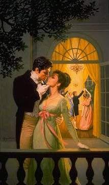 Old-fashioned romance; I like that