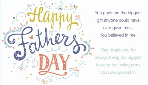Happy Fathers Day Messages SMS Wishes Texts and Images 2018...
