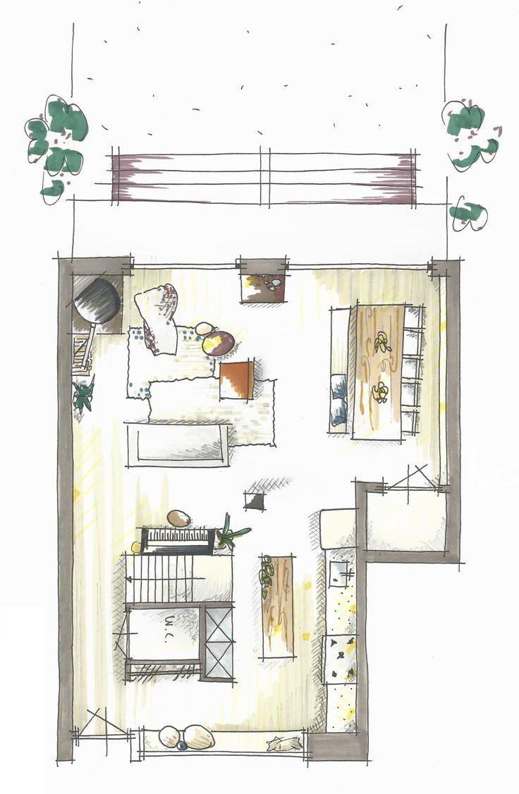 Interieurontwerp voor fijn huis in de Baarsjes Amsterdam. Warm scandinavisch - open & ruimtelijk - rust & eenheid - gezellig tafelen - afrikaans tintje - oude bouwmaterialen - robuust hout - luchtig & levendig - tv niet als middelpunt   Meubelbar