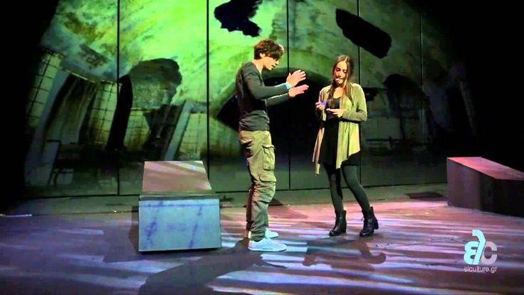 Δείτε τι είπε στο ελcTV ο σκηνοθέτης Κωνσταντίνος Αρβανιτάκης, για την παράσταση «Effect - Τομογραφία του έρωτα» που ανεβαίνει στο Θέατρο Απόλλων Πάτρας μέχρι τις 8/2/2015. Περισσότερα: http://www.elculture.gr/theater/effect-tomografia-tou-erota-997822 #elcTv #elcblog #interview