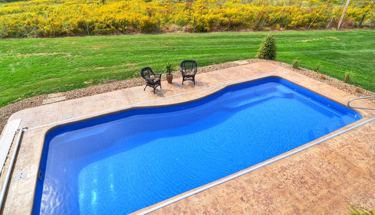 The Moroccan Range Swimming Pools Fibreglass Pools