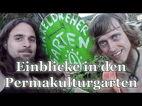 (1/5) Permakultur - eine Führung durch den Garten - YouTube