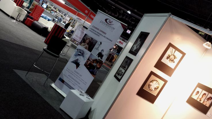 Potchefstroom Academy at the biggest Film and Photography Exhibition in Africa,  Coca Cola dome - JHB. Visitors marveled at our students creativity and high standard of photography, with many showing interest in the full time and short course Photographic courses we have to offer. Well done to our students and lecturers on your hard work and representation. You have done us proud!  30/10 - 2/11/2014