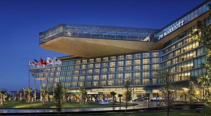 Hanoi Luxury Hotels - JW Marriott Hotel Hanoi - Vietnam