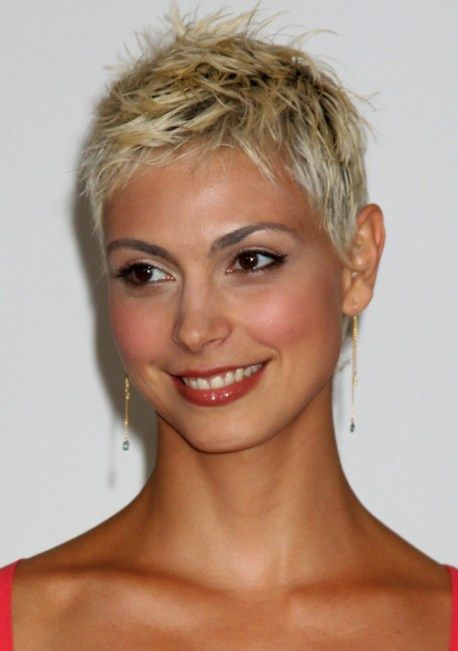 short pixie haircut for blonde hair #hairdare