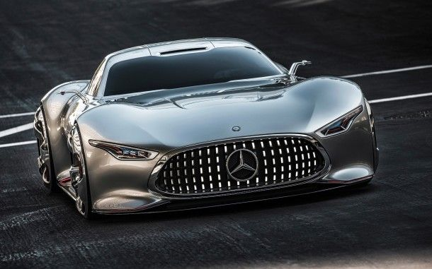 Mercedes Benz Amg Vision Gran Turismo  HD Wallpapers. For more cool wallpapers, visit: www.Hdwallpapersbank.com You can download your favorite HD wallpapers here .. It's free